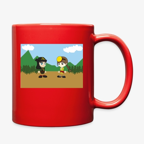 Digital Pontians - Full Color Mug
