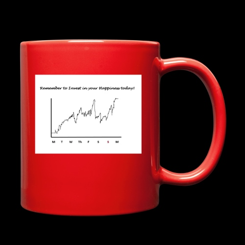 Invest In Your Happiness - Full Color Mug