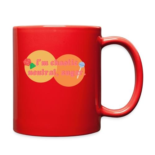 Chaotic Neutral - Full Color Mug