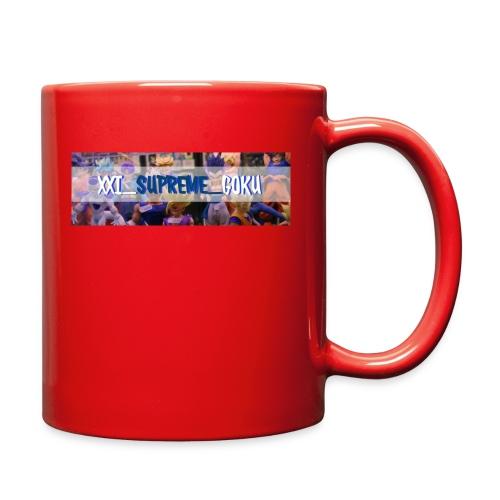 XXI SUPREME GOKU LOGO 2 - Full Color Mug