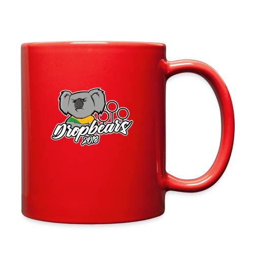 Dazza the Dropbear - Full Color Mug