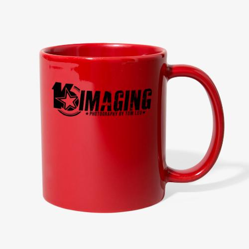 16IMAGING Horizontal Black - Full Color Mug