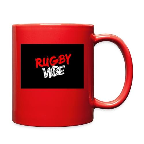 Rugby Vibe 1.0 - Full Color Mug