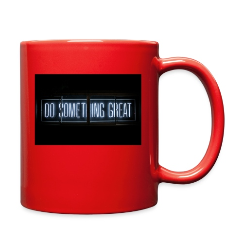 Do Something Great - Full Color Mug