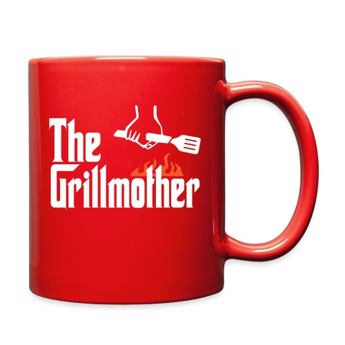 The Grillmother - Full Color Mug