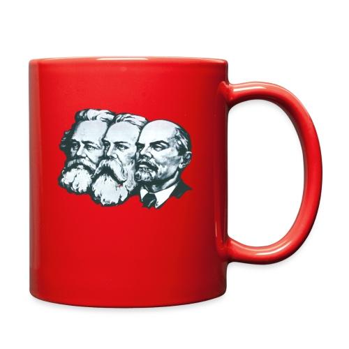Marx, Engels and Lenin - Full Color Mug