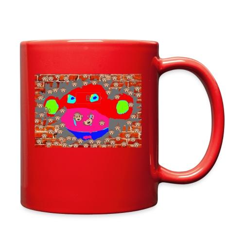 monkey by brax - Full Color Mug
