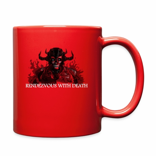 Rendezvous with death - Full Color Mug