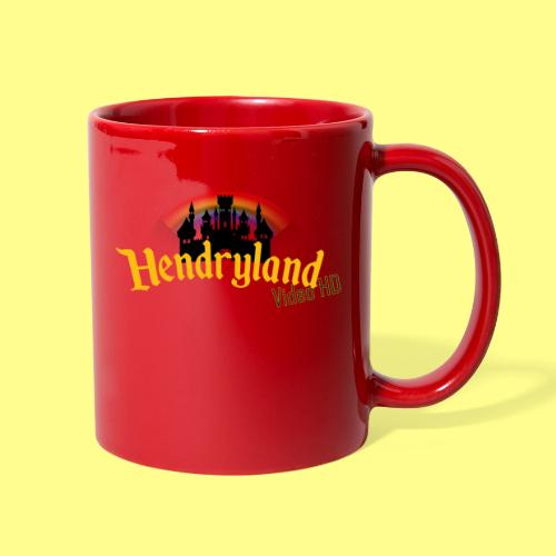 HENDRYLAND logo Merch - Full Color Mug