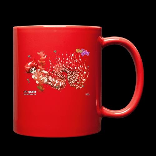 FemFatale Mermaid - Full Color Mug
