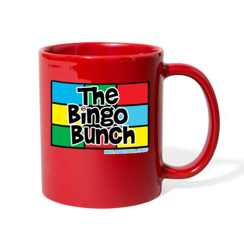 BINGO BUNCH MONDRIAN 2 - Full Color Mug