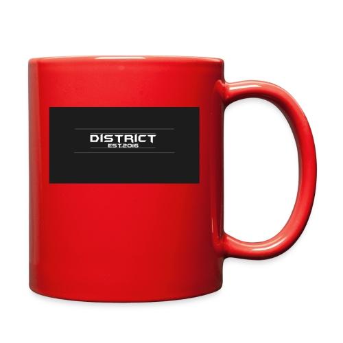 District apparel - Full Color Mug