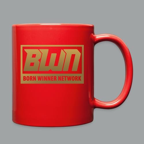 BWN (Gold) - Full Color Mug