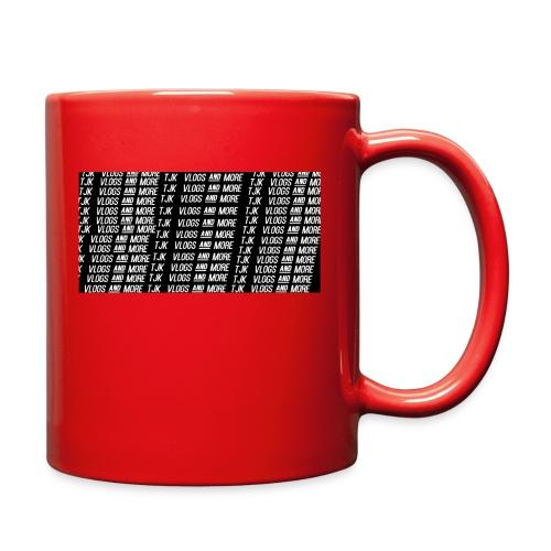 TJK First Apparel Design - Full Color Mug