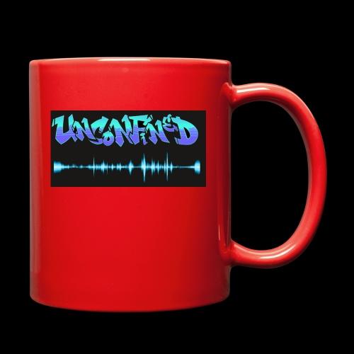 unconfined design1 - Full Color Mug