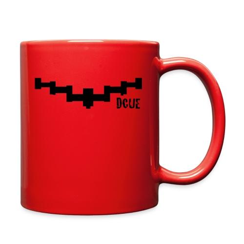 DCUE Kirk Logo Fill - Full Color Mug