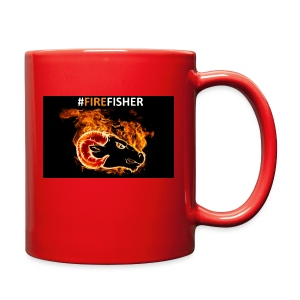Fire_Fisher - Full Color Mug