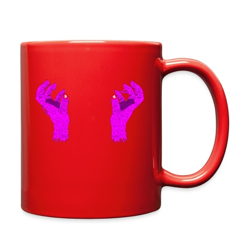 The Hands - Full Color Mug