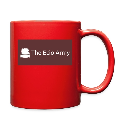 Limited Ecio Army t-shirt - Full Color Mug