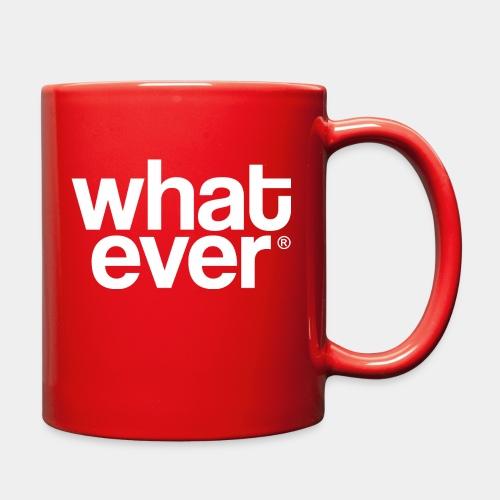 whatever - Full Color Mug