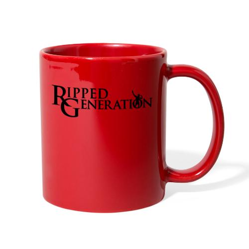 Ripped Generation Simple Logo - Full Color Mug
