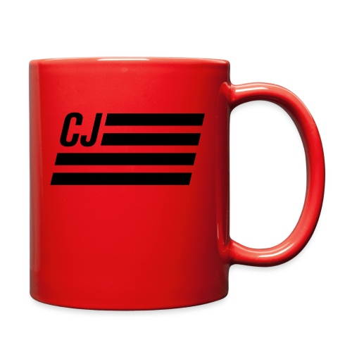CJ flag - Autonaut.com - Full Color Mug