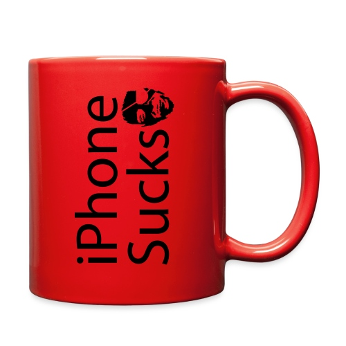 iPhone Sucks - Full Color Mug