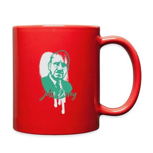 JOhn Dewey - Full Color Mug