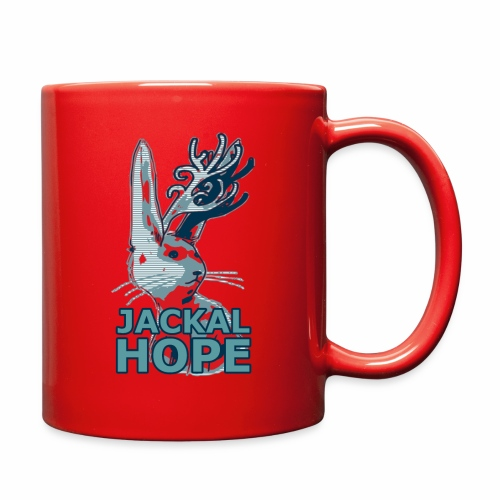 Jackalhope - Full Color Mug