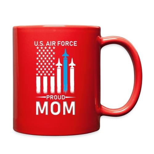 Proud Air Force Mom - Full Color Mug