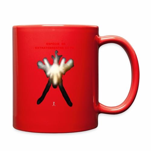 ESPE CIE DE EXTRATERRESTRE C2 T9 - Full Color Mug