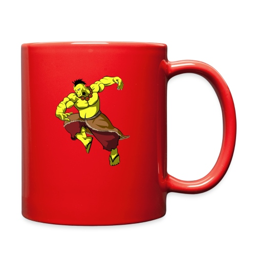 Yellow orc - Full Color Mug