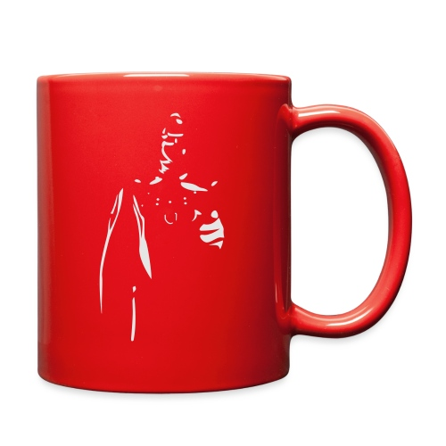 Rubber Man Wants You! - Full Color Mug