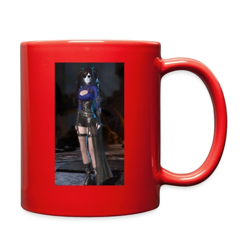 SkullyGirl Darkness Rises Character - Full Color Mug