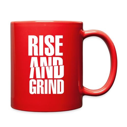 Rise & Grind - Full Color Mug