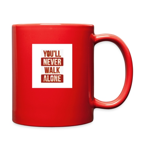 liverpool fc ynwa - Full Color Mug