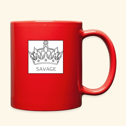 Savage Crown - Full Color Mug