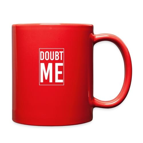DOUBT ME T-SHIRT - Full Color Mug