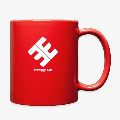 Everybody Eats Official Logo - Full Color Mug