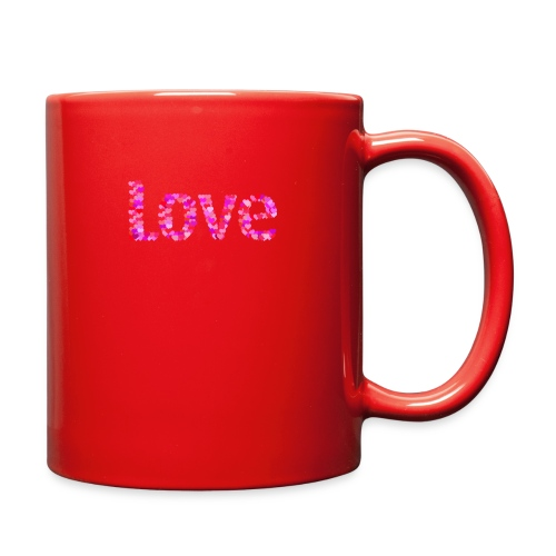 love - Full Color Mug