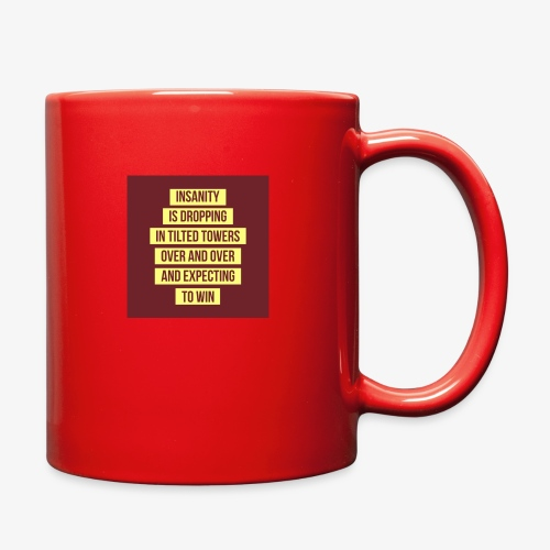 Insanity - Full Color Mug