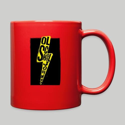 Ol' School Johnny Colour Lightning - Full Color Mug