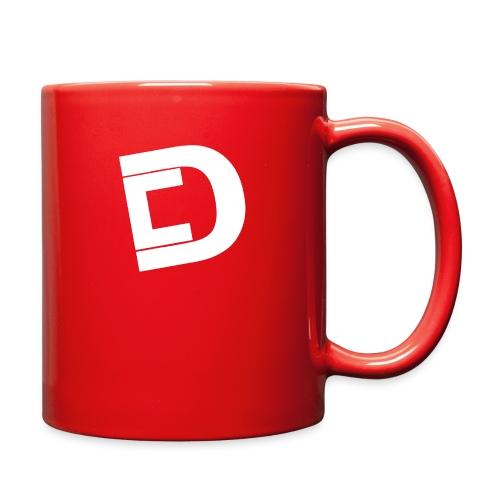 DrewskysChannel Youtube Logo - Full Color Mug