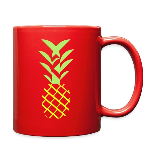 Pineapple flavor - Full Color Mug