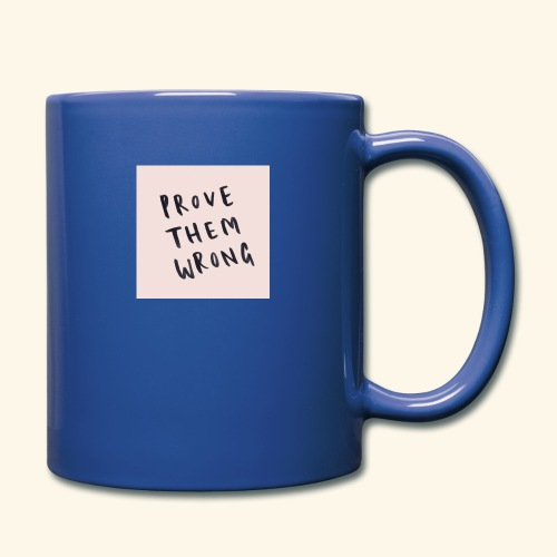 show em what you about - Full Color Mug