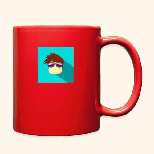 NixVidz Youtube logo - Full Color Mug