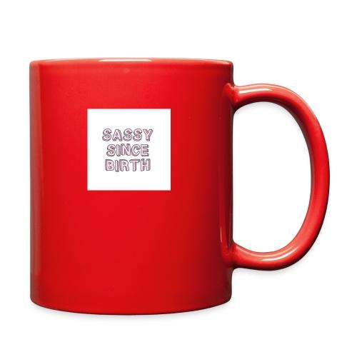 Sassy - Full Color Mug