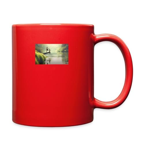 fishing - Full Color Mug