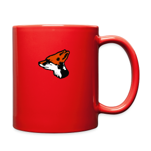 STARFOX Logo Cutout - Full Color Mug