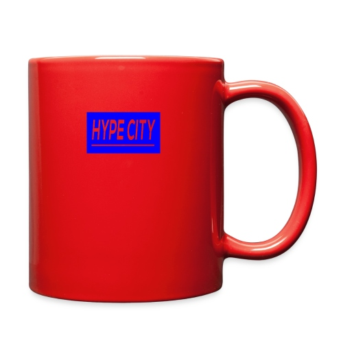 HypeCityLogo - Full Color Mug